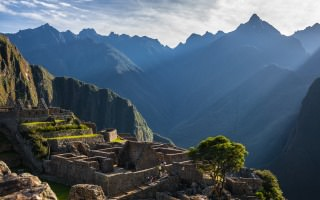 Ciudad Perdida trek and the Inca Trail to Machu Picchu