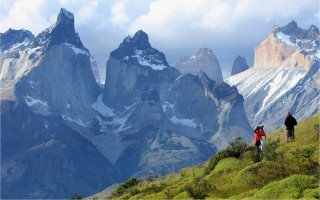 W Trek tour in Torres del Paine