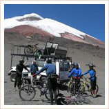 Cotopaxi Downhill Mountain Biking