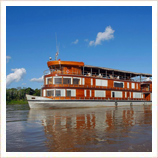 Luxury Amazon Cruise