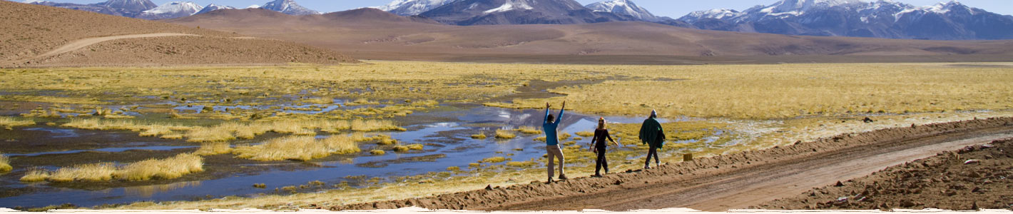 Chile Fly Drive Holidays