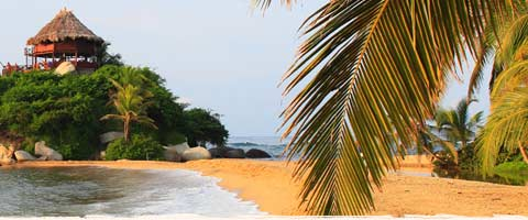 Holidays in Tayrona National Park