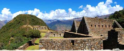Trek to Choquequirao
