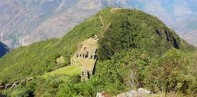 Photos of the Choquequirao trek