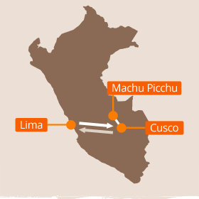 Inca Trail Map