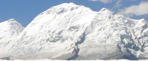 Cordillera Blanca Trips and Tours