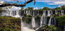 Photos of Iguazu Falls