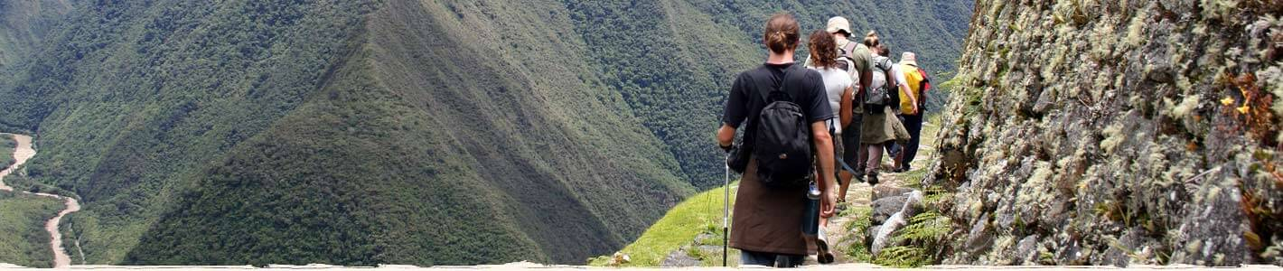 Inca Trail Holidays 2018