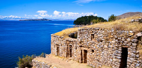 Photos of Lake Titicaca