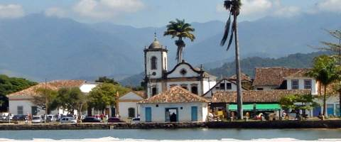 Holidays in Paraty