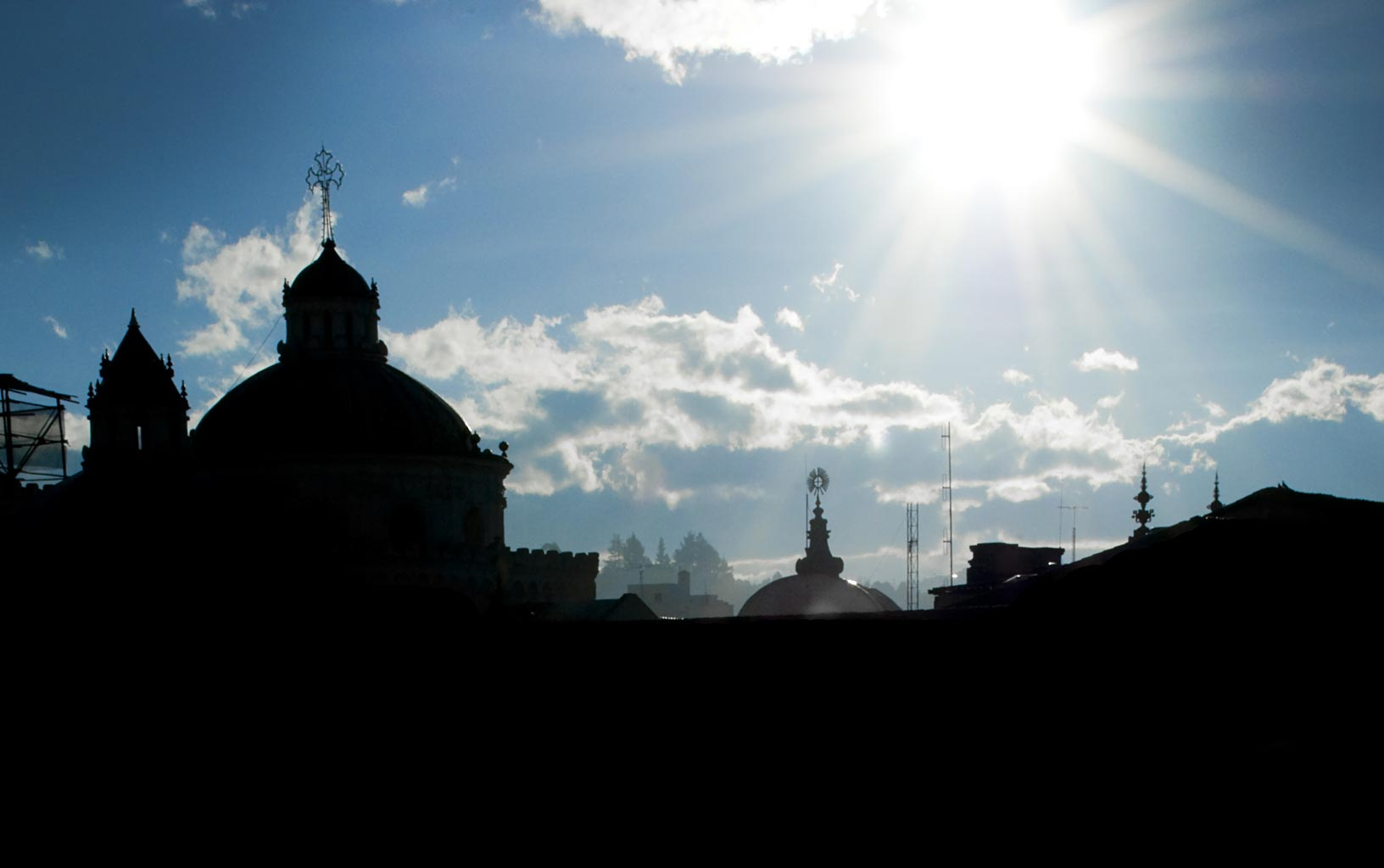 Trips to Quito