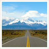 Self Drive tours of Patagonia