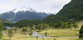 Photos of the Tierra del Fuego trek