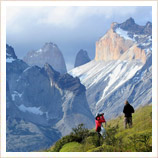 The W Trek in Torres del Paine